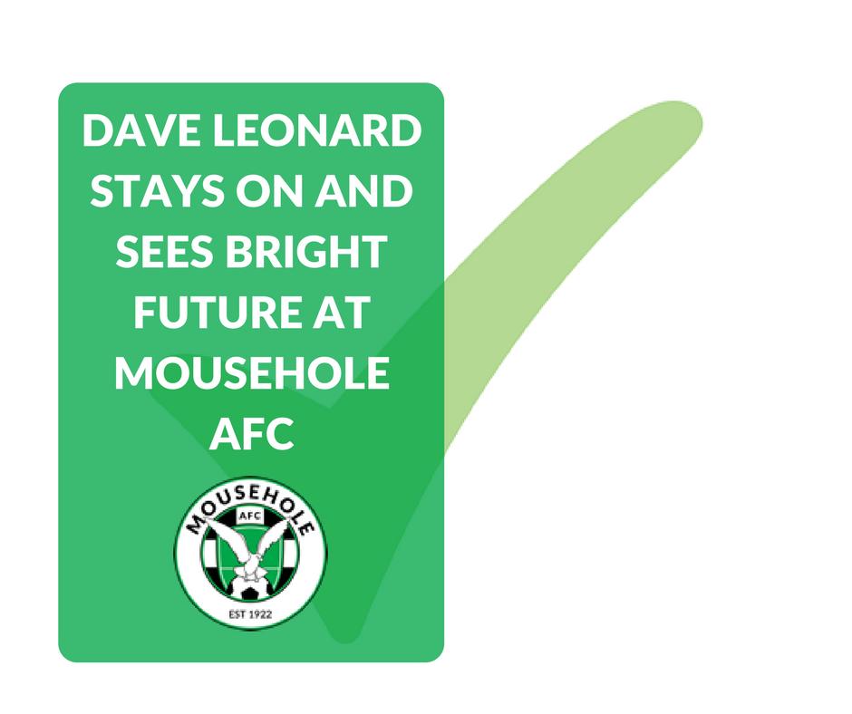 dave leonard mousehole afc