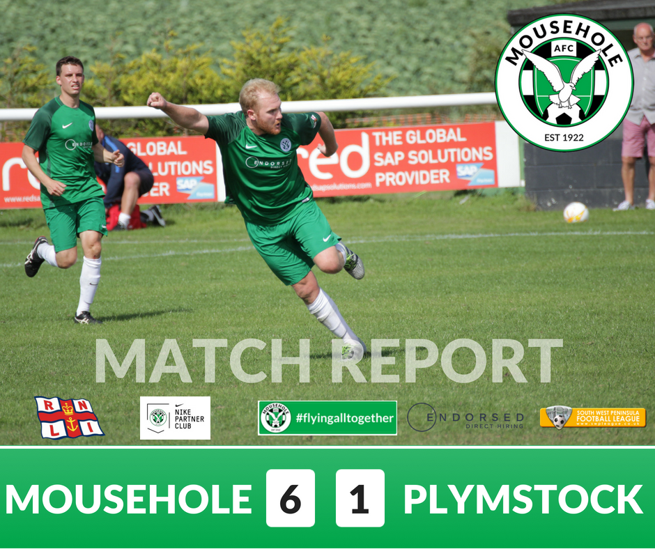 match report mousehole plymstock