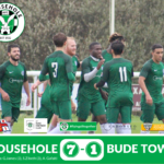 Mousehole 7-1 Bude Town