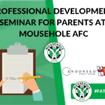 prof development seminar mousehole afc