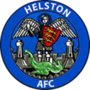 Helston Athletic Logo football