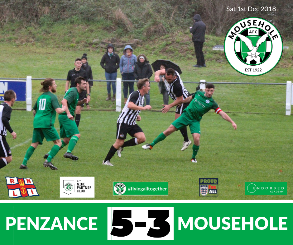 penzance vs mousehole cornwall charity cup 2018