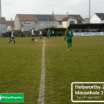 Holsworthy 2 Mousehole 3 | 13 April 2019
