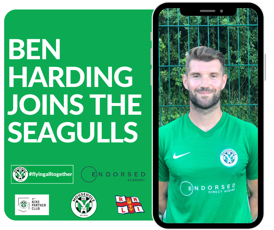 Ben Harding joins Mousehole AFC