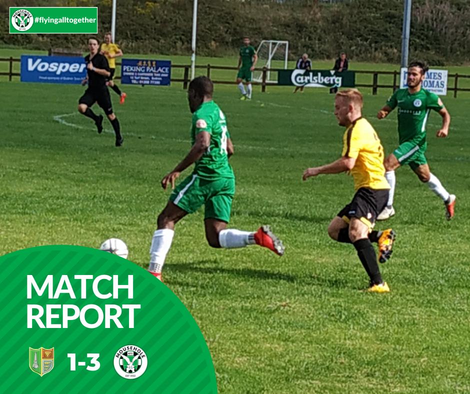 match report bodmin vs mousehole august 2019