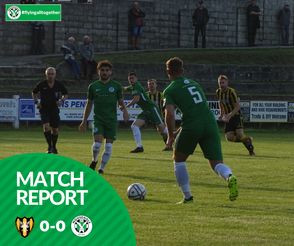 Match Report Falmouth vs Mousehole AFC