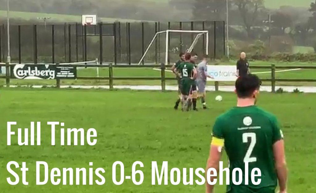 St Dennis vs Mousehole September 2019
