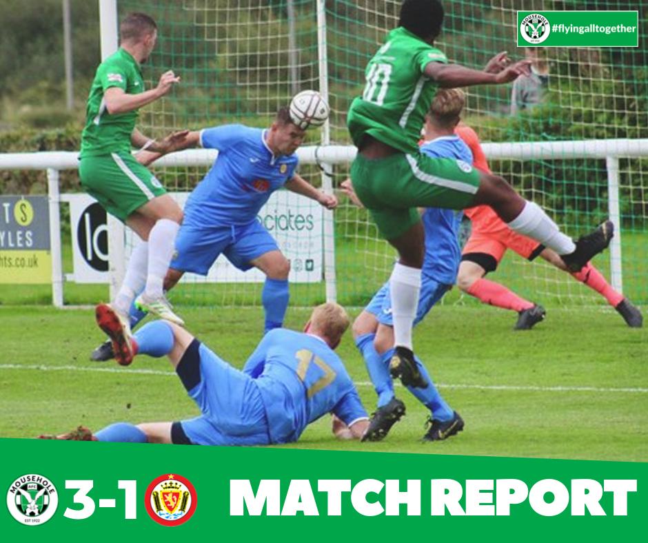 Match Report Mousehole vs Saltash October 2019