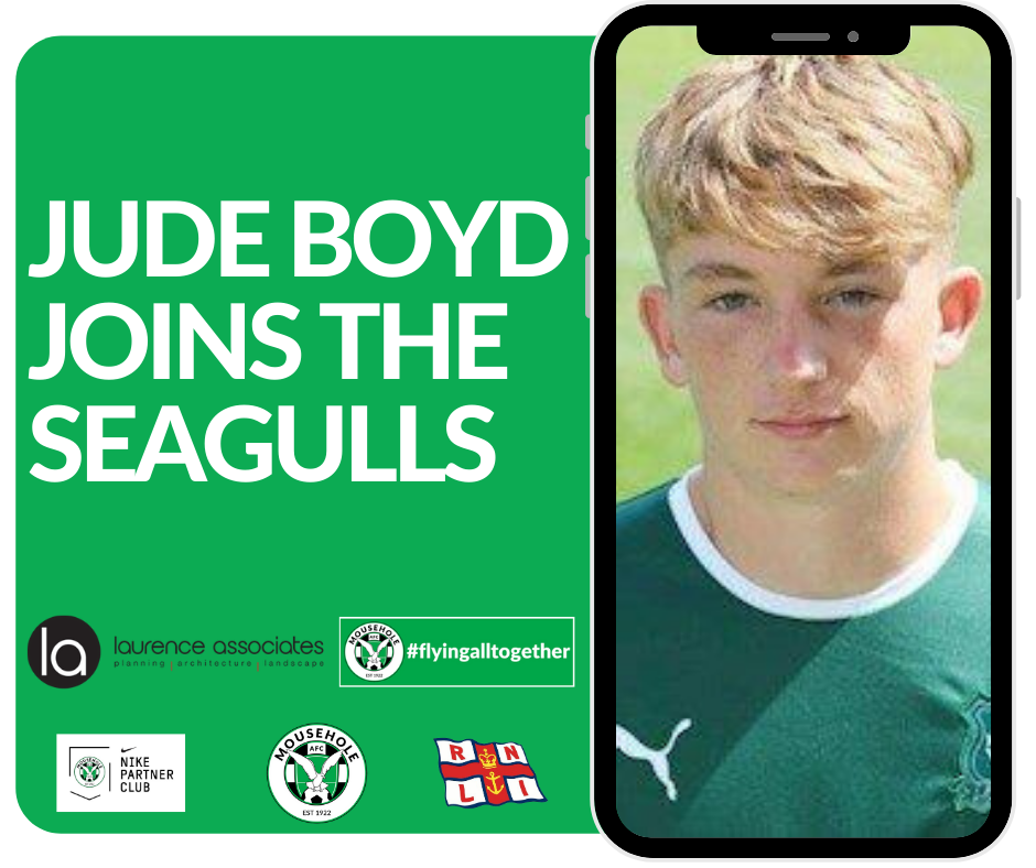 Jude Boyd signs for Mousehole AFC